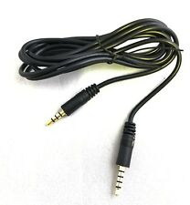 Replacement Astro Gaming Headset Mobile Aux Cable A30 A40 A10  5/4 pole 1.8m