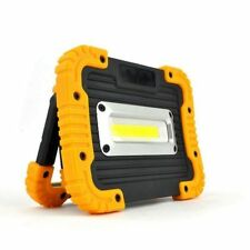 10W COB  Work Light Lamp Torch Carry Handle Free Standing Adjustable Frame