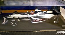 Hot Wheels 26736 Williams F1 Team Fw22 Jenson Button 1/18