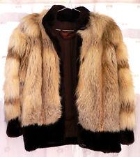 Blouson veste fourrure Yves Saint Laurent Fourrures YSL