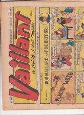 VAILLANT n°102 du 24 avril 1947. TB