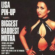 Biggest Baddest Mutha Lisa Pin-Up CD Hard House
