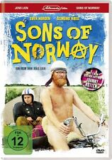 Sons of Norway - Sven Nordin - Asmund Hoeg - DVD - Neu u. OVP