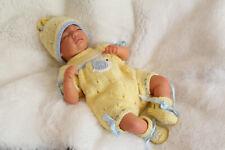 """Reborn Baby """"Tom"""" BS Däumling von Linde Scherer"""