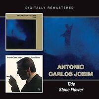Antonio Carlos Jobim - Tide / Stone Flower (2018)  CD  NEW/SEALED  SPEEDYPOST