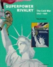 Superpower Rivalry: The Cold War (Cambridge History Programme Key Stag-ExLibrary