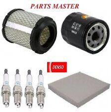 Tune Up Kit Filters Spark Plug For DODGE CALIBER L4; 2.0L 2012