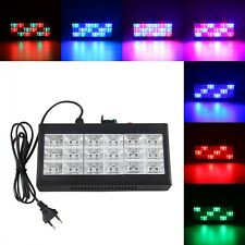 RGB 18 LED DJ Disco KTV Lichteffekt party House Projektor Strobe Licht