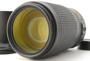 """"""" N MINT w/ Box """" Nikon VR AF-S NIKKOR ED 70-300mm f/4.5-5.6 G AF Lens Japan 886"""