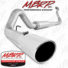 """MBRP Dodge Ford Chevy Diesel  Resonator 2.25/""""In//Out,16/"""" Body,20/""""Overall T304 SS"""