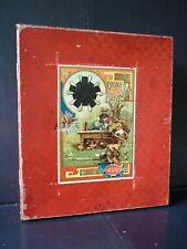 mercerie ancienne coffret carte lin extra Diamant circa 1920