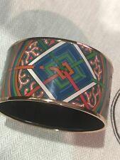Hermes Enamel Bracelet  Large. New
