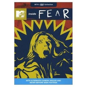 MTV: Inside Fear DVD - classic notorious MTV reality show!!!!