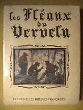 LÉONCE BOURLIAGUET LES FLÉAUX DU VERVELU LES NOUVELLES PRESSES FRANÇAISES 1950