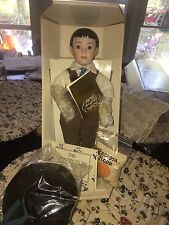 Franklin Mint Heirloom Country Store Dolls Ceresota Flour Boy Doll 1986 MIB