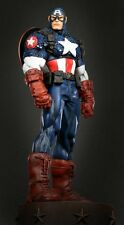 Signed by R BOWEN DESIGNS CAPTAIN AMERICA Ultimate STATUE MODERN AVENGERS Bust