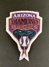 Arizona Diamondbacks MLB Authentic Sleeve Patch