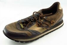 Brooks Shoes Size 11.5 M Brown Running Synthetic Men