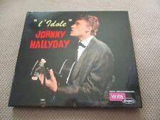 "CD DIGIPACK ""L'IDOLE"" Johnny HALLYDAY / 12 titres - 2000"