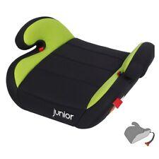 Petex Kindersitzerhöhung Sitz Kindersitz Max 103 HDPE ECE R44/04 Grün Schwarz