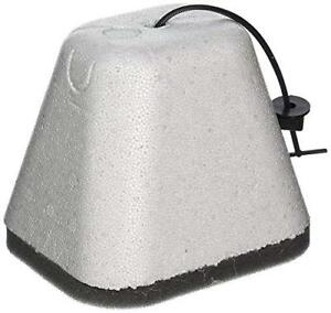 Frost King FC1 Outdoor Foam Faucet Cover, Oval 5-pack