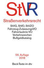 Straßenverkehrsrecht (StVR) (22.06.2018, Taschenbuch)
