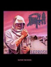 DEATH LEPROSY GUITAR TAB E-BOOK
