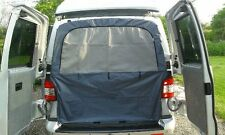 Rear Gate Mosquitto Net for VW T5 / T6 with Built in Storage Bag C9561-Barndoors