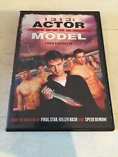 Rare & OOP! 1313: Actor Slash Model Dvd! 2011 Horror Movie David DeCoteau