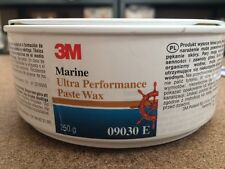 3M Marine Ultra Performance Paste Wax for Paint, Wood, Metal, Boat, yacht, 09030