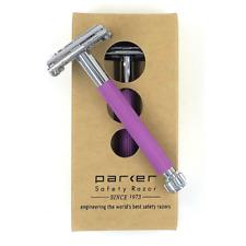 Safety Razor - Parker - Lavender