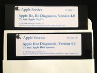 Apple IIe, IIc, & IIgs Service Diagnostic Diskettes / Apple II Home Computer