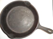 Vintage Wagner Ware Sydney cast iron frying pan