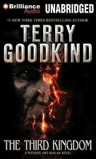 The Third Kingdom by Terry Goodkind (2014, MP3 CD, Unabridged)