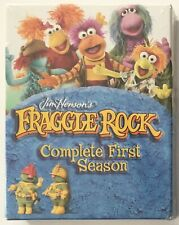 Fraggle Rock - The Complete First Season (DVD, 2005) Jim Henson - New Sealed