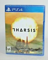 Tharsis Limited Edition PS4 PlayStation 4 BRAND NEW & Sealed! Limited Run #275