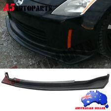 For 03-05 Nissan 350Z JDM N-Style Front Bumper Lip Spoiler Bodykit PU