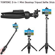 New YUNTENG 2 in 1 Bluetooth Remote Control Selfie Stick Handheld Monopod Tripod