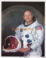 SIGNED 'NEIL ARMSTRONG' 8x10 COLOR RP PHOTO w/coa Free Shipping