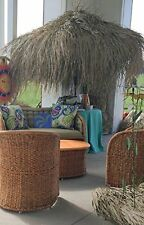 Tiki Palm Thatch Umbrella Cover (Natural) - 7 ft