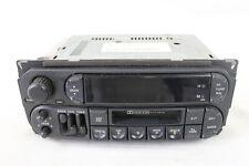 New listing 2001-2007 Dodge Chrysler Jeep Oem Am/Fm Stereo Cassette Tape Deck Player