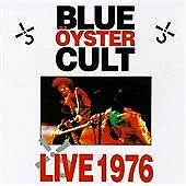 Blue Oyster Cult : Blue Oyster Cult Live 1976 - CD (1998)