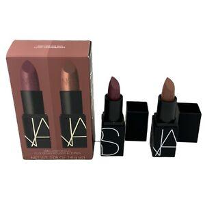 Nars, Mini Lipstick Duo 0.05 Oz. New With Box