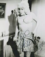 Barbara Windsor   *HAND SIGNED*   10x8 photo  ~  AUTOGRAPHED  ~  Carry On