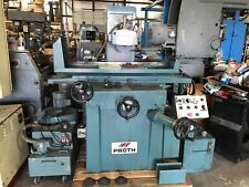 """Proth Surface Grinder 10"""" x 20"""", 2 Axis feeds, PSGS-2550AH Nice"""