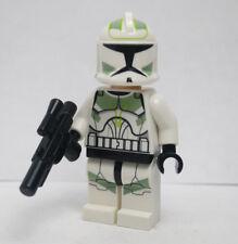 Clone Trooper Sand Green Markings 7913 Star Wars Lego Minifigure Figure