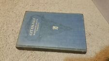 Gitanjali by Rabindranath Tagore 1914 GC  Old Rare Book