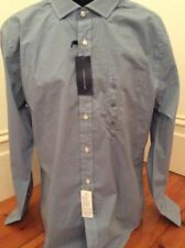 Tommy Hilfiger Long Sleeve Button-Front Casual Shirts for Men