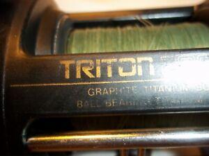 Shimano Triton 200 GT Level wind reel