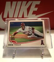 2013 Topps Mike Trout Rookie Cup Los Angeles Angels No.27 MVP🏆📈🔥rookie